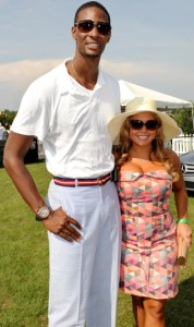 Chris Bosh's Wife Adrienne Williams