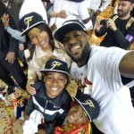 LeBron James' wife Savannah Brinson- Instagram