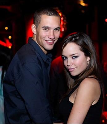 Grady Sizemore's girlfriend Brittany Binger