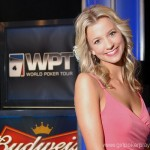 David Lee's girlfriend Sabina Gadecki @ girlpokerplayer.com