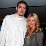 David Lee's wife Sabina Gadecki @ nypost.com