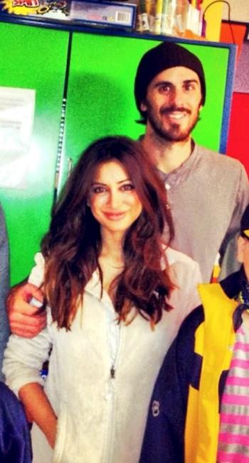 Ryan Miller's wife Noureen DeWulf