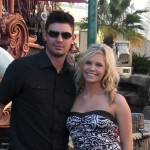 Carey Price's wife Angela Webber @ zimbio.com