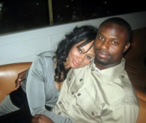 Bart Scott's wife Starr Scott