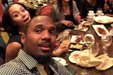 Charles Woodson wife April Woodson