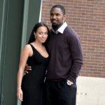 Charles Woodson wife April Dixon Woodson