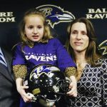 John Harbaugh's wife Ingrid Harbaugh @ daylife.com