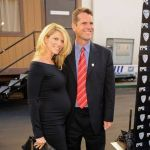 Jim Harbaugh's wife Sarah Harbaugh @ fourtout.com