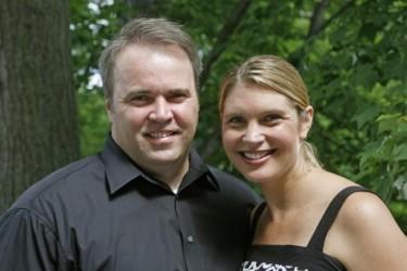 Mike McCarthy's wife Jessica Kress