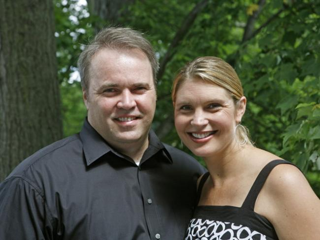 Mike McCarthy's wife Jessica Kress