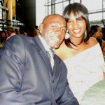 Donald Driver and Wife Betina Driver