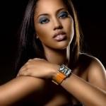 Stephen Curry's girlfriend Ayesha Alexander @ catchthebtrain.com