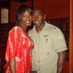 Dancing with the Stars' Donald Driver's Wife Betina Driver