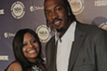 Gerald Wallace's wife Warneisha Wallace
