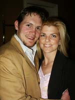 Matt Cooke's wife Michelle Cooke
