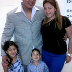 Felix Hernandez's Wife and Kids