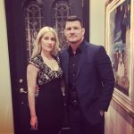 Michael Bisping's wife Rebecca Bisping-Instagram