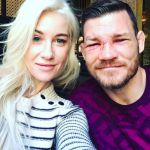Michael Bisping's wife Rebecca Bisping - Instagram