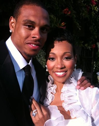 Shannon Brown's wife Monica