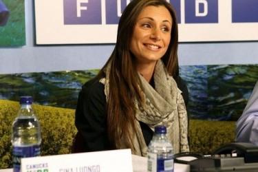 Roberto Luongo S Wife Gina Luongo Playerwives Com