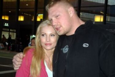 Brock Lesnar's Wife Sable (Rena Mero Lesnar)