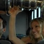 Patrice Bergeron's girlfriend Stephanie Bertrand