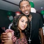 Udonis Haslem's girlfriend Faith Rein @ socialmiami.com