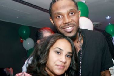 Udonis Haslem's girlfriend Faith Rein @ socialmiami.com