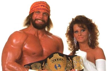 Macho Man Randy Savage's Wife Miss Elizabeth