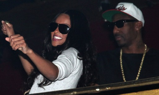 Amare Stoudemire's girlfriend Ciara - PlayerWives.com