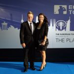 Luke Donald's wife Diane Donald @ zimbio.com
