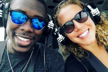 Jrue Holiday's wife Lauren Holiday