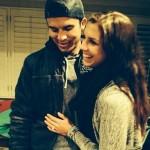 Alex Morgan's boyfriend Severand Carrasco - Twitter