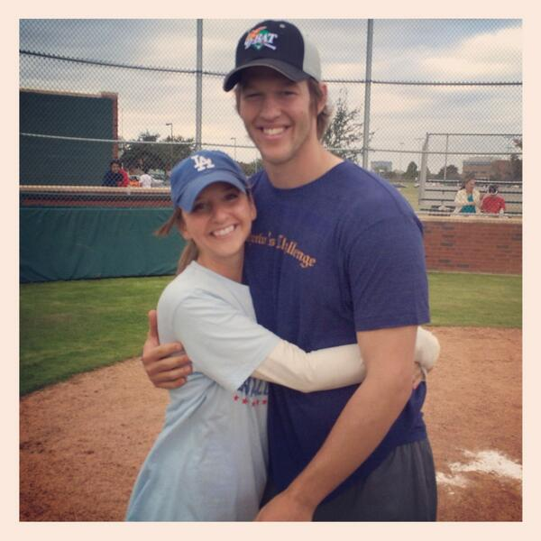 Clayton Kershaw's wife Ellen Kershaw