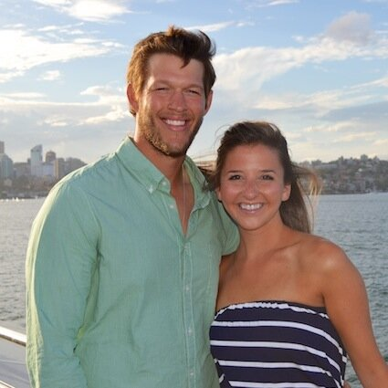 Clayton Kershaw's wife Ellen Kershaw