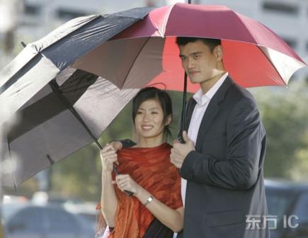 Yao Ming's wife Ye Li - PlayerWives.com