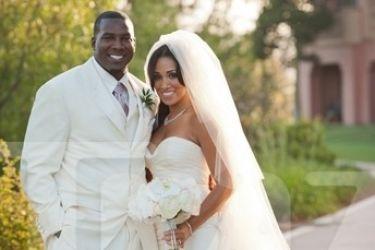 Antonio Gates wife Sasha Dindayal @ tmz.com
