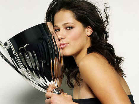 Adam Scott's girlfriend (ex) Ana Ivanovic