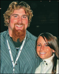 Matt Light's wife Susie Light