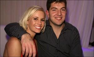 Rex Grossman's wife Alison Grossman