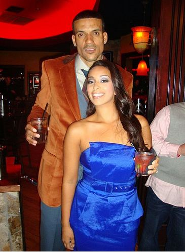 Matt Barnes wife Gloria Govan