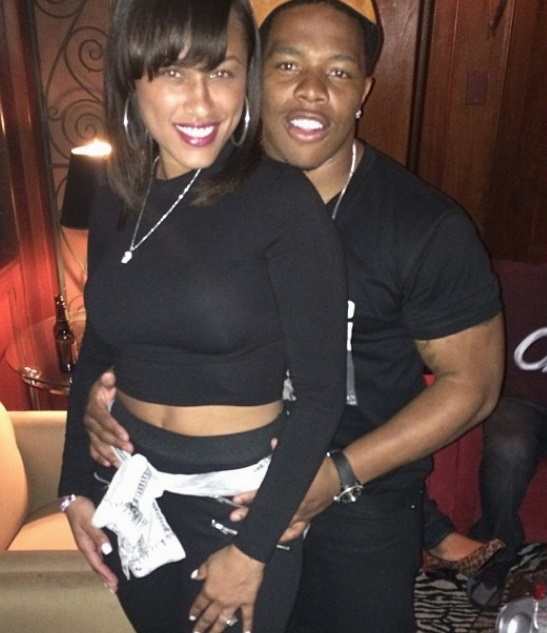 Ray Rice's wife Janay Palmer