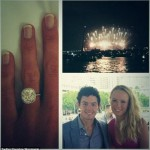 Rory McIlroy's girlfriend Caroline Wozniaki - Instagram