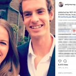 Andy Murray's wife Kim Sears-Instagram