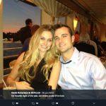 David Robertson's wife Erin Robertson - Twitter