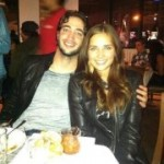 Ryan Braun's girlfriend Larisa Fraser