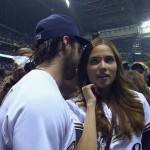 Ryan Braun's girlfriend Larisa Fraser @ fanphooey.com