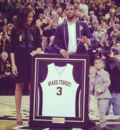 Chris Paul's wife Jada Paul