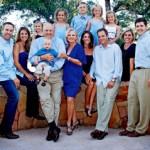 Nolan Ryan's Family