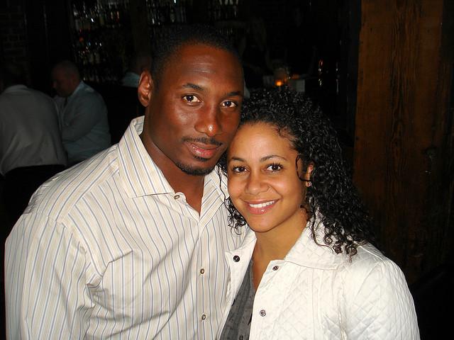 Marcus Pollard's wife Amani Pollard